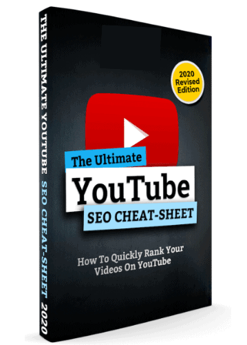youtube seo cheat-sheet book